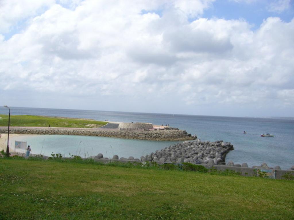 『宜野湾海浜公園』  絶対行きたい《フォトリップ》