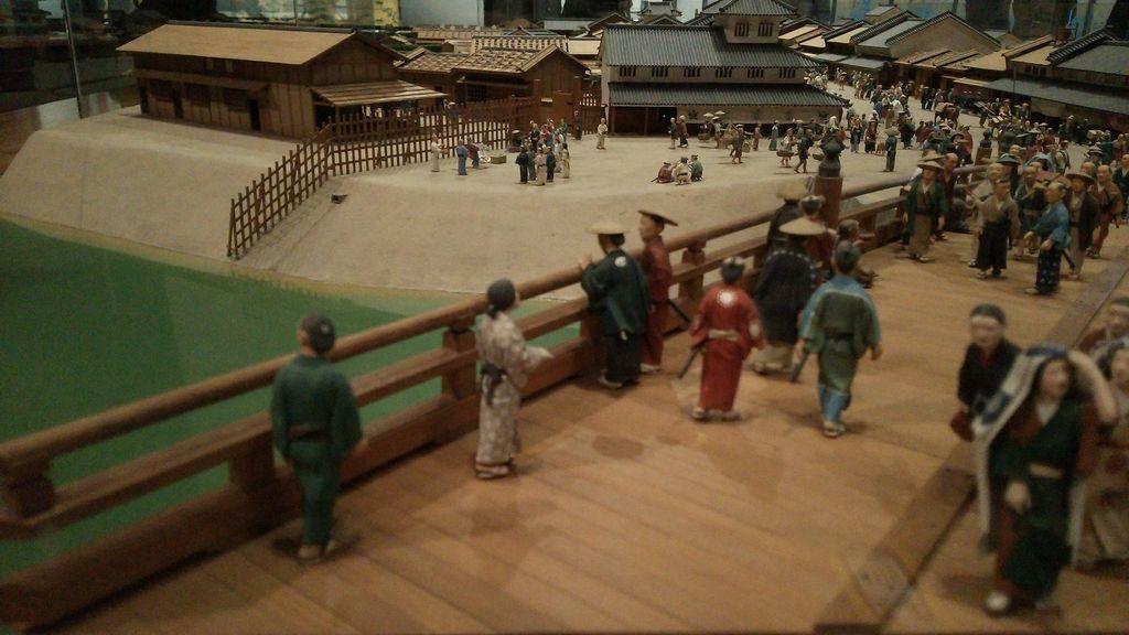 『江戸東京博物館』  絶対行きたい《フォトリップ》